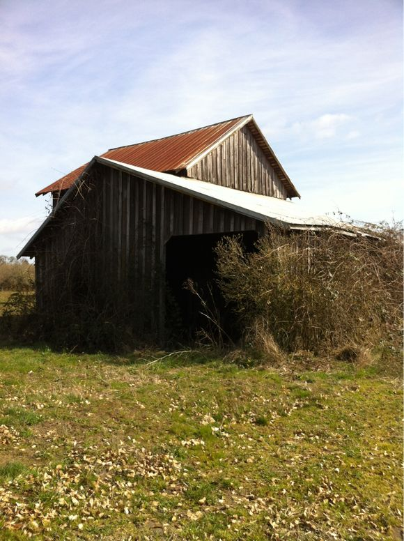 Love These Old Barns